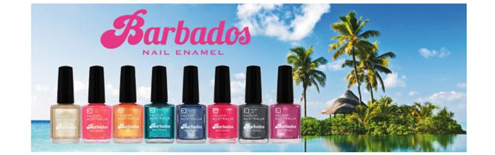 Face of Australia Barbados Nail Polish