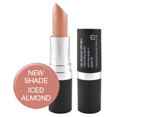 Face of Australia Lip Quench Lipstick (Iced Almond)