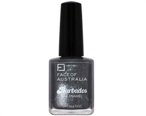 Face of Australia Barbados Nail Polish (Party At The Gap)