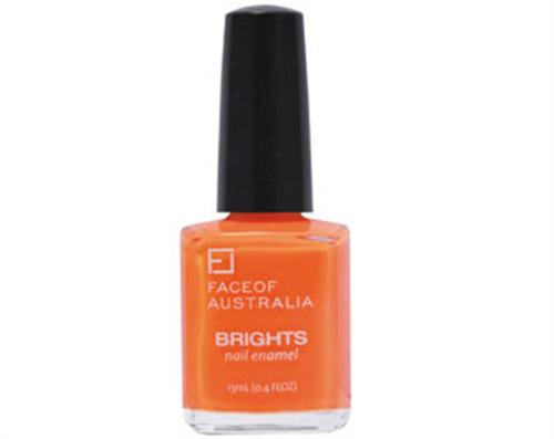 Face of Australia Brights Nail Polish (Last Call)