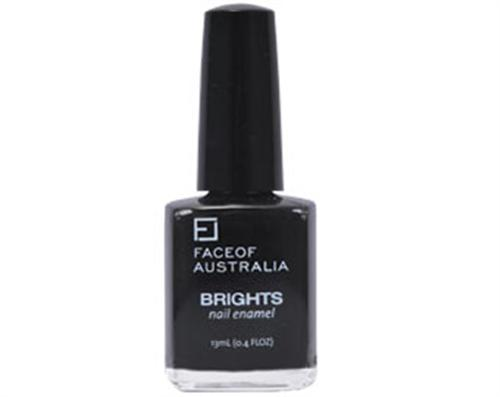 Face of Australia Brights Nail Polish (Glam Rock)