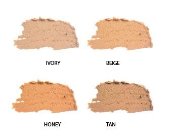 Face of Australia Expert Finish Mousse Foundation (Tan)