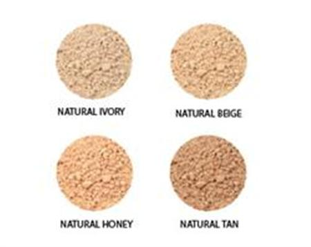 Face of Australia Mineral Therapy Powder Foundation (Natural Honey)