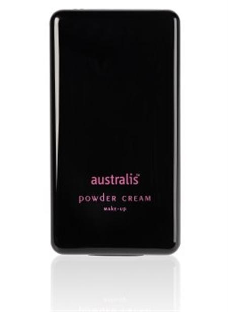 Australis Powder Cream Makeup (Discreetly Beige)