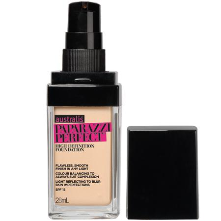 Australis Paparazzi Perfect Foundation (Golden Tan)