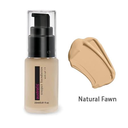Australis Stayput Foundation (Natural Fawn)