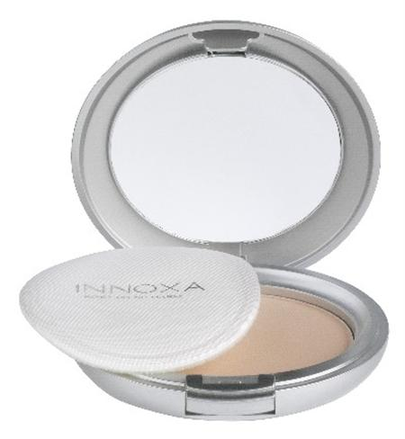 Innoxa Line Defying Powder Mirror Compact (Translucent Fair)