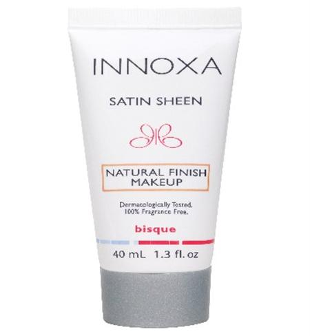 Innoxa Satin Sheen NO SPF Foundation (Bisque)
