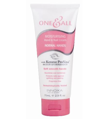 Innoxa One and All Normal Hands 75ml (Pink)