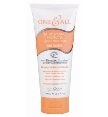 Innoxa One and All Dry Hands 75ml (Orange)