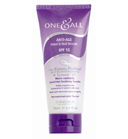 Innoxa One and All Anti-Age SPF 15 75ml (Purple)
