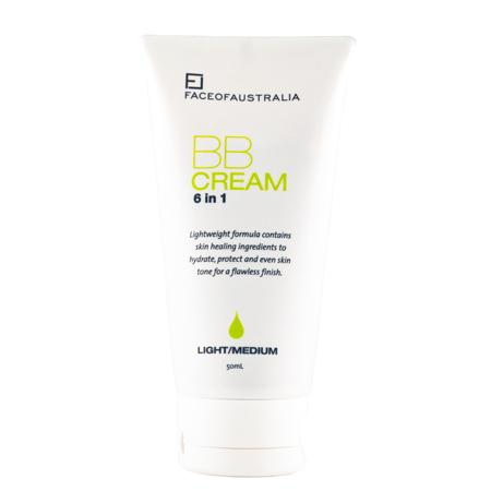 Face of Australia BB Cream (Light/Medium)