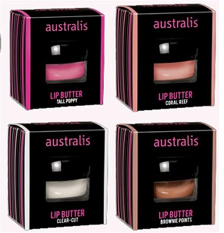 Australis Lip Butter (Brownie Points)