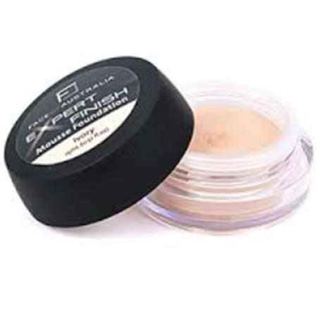 Face of Australia Expert Finish Mousse Foundation (Ivory)