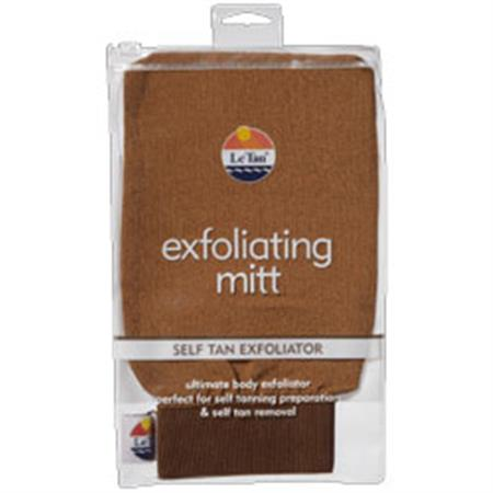 Le Tan Exfoliating Mitt