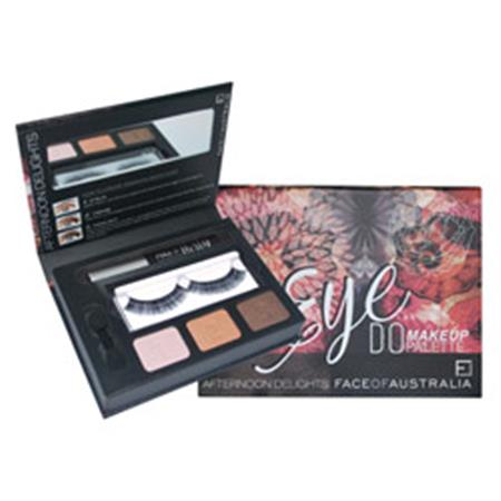 Face of Australia Eye Do Palette Afternoon Delights 1.0 Kit