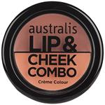 Australis Lip And Cheek Combo - Desert Storm