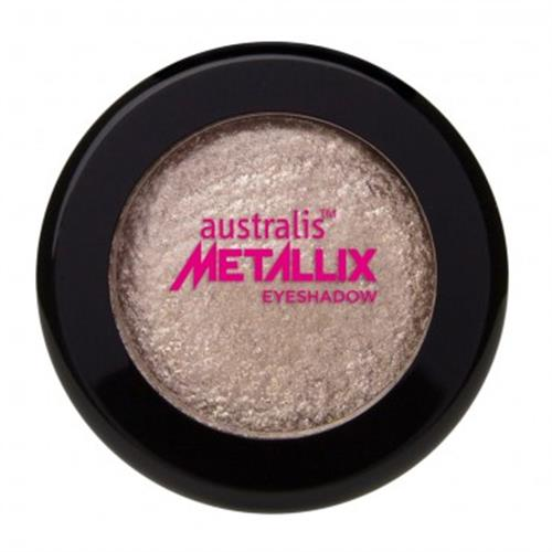 Australis Metallix Eyeshadow - Guns & Rose Petals