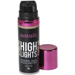 Australis mineral high lights-Gold