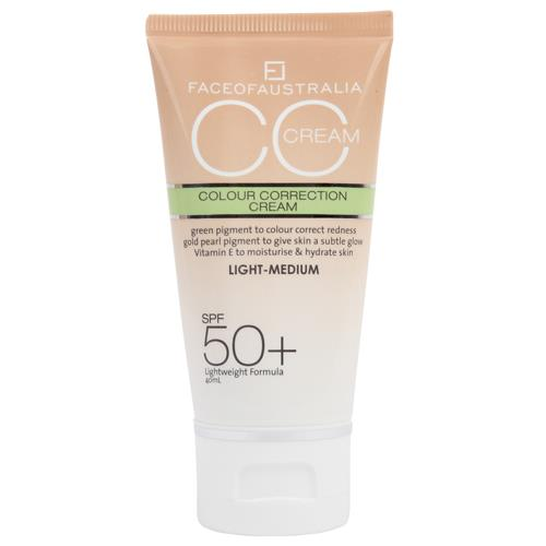 Face of Australia CC Cream (Light-Medium)