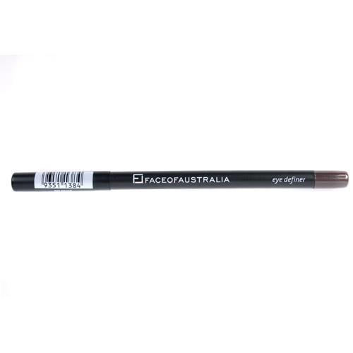 Face of Australia Eye Definer Pencil (Brown)