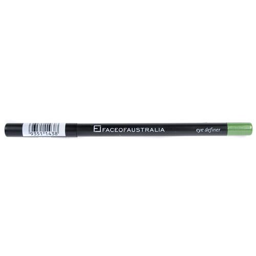 Face of Australia Eye Definer Pencil (Jade)